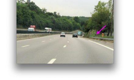 Une équipe d'opposants aux 80km/h a mis le feu à plusieurs radars dans la région viennoise
