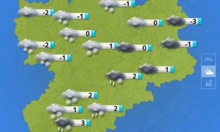 Gelées annoncées dès lundi et probablement de la neige…