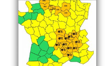 Météo France confirme une dégradation lundi et lance une «alerte orange neige et verglas»