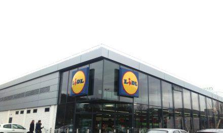 A proximité de la zone commerciale: ouverture d'un hard-discount Lidl à Chasse-sur-Rhône