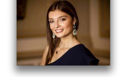 Elle veut lancer une ligne de vêtements: une étudiante, Julie Tagliavacca  élue Miss Lyon 2018