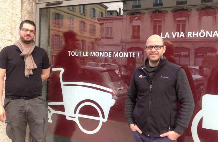 Un magasin dédié au vélo électrique, mais pas que…va bientôt ouvrir ses portes à Vienne