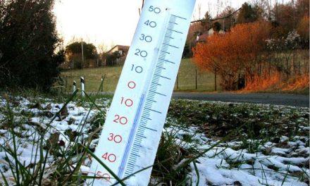Vague de froid annoncée en début de semaine prochaine