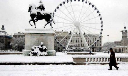 La Métropole de Lyon déclenche son «plan neige»