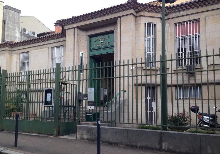 A Vienne, la Banque de France va déménager pour s'installer à la sous-préfecture