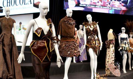 Des robes en chocolat, des ateliers, Guignol…: le roi chocolat fait son show à la salle-des-fêtes de Vienne du 9 au 11 mars