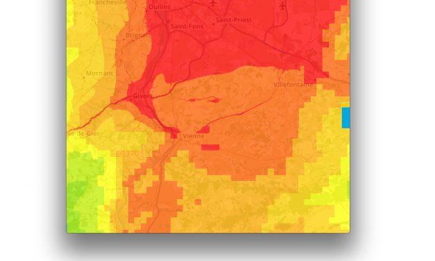 La vigilance à la pollution aux particules activée sur Lyon, la vallée du Rhône et le Nord-Isère