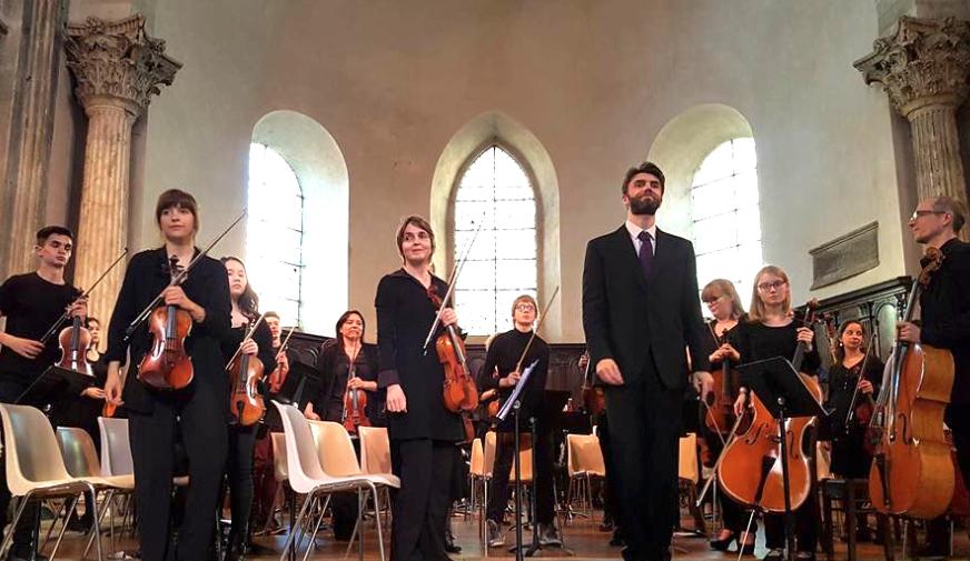 Concert symphonique gratuit, dimanche 18 mars au Manège de l'Espace Saint-Germain
