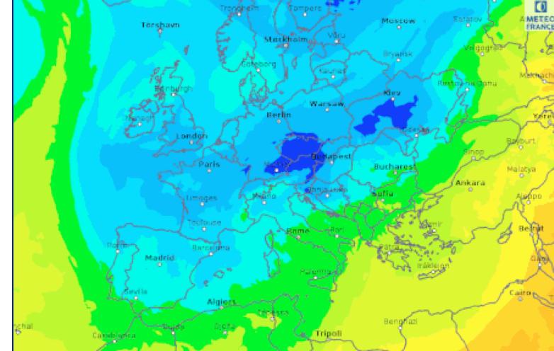 Il faudra attendre la vraie arrivée du printemps: retour du froid dès ce week-end!