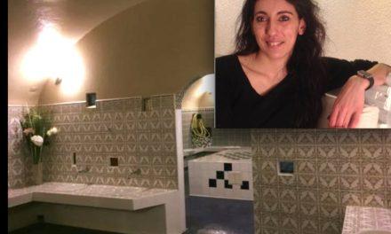 Repris par Marie Coletta, 25 ans, le Hammam de la vallée de Gère prend un coup de jeune