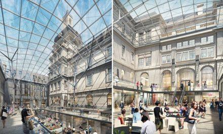 Le Grand Hôtel-Dieu à Lyon: inauguration programmée le 27 avril