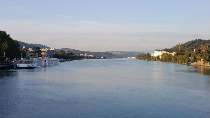 Plus un bateau sur le Rhône à partir de demain, pendant douze jours…
