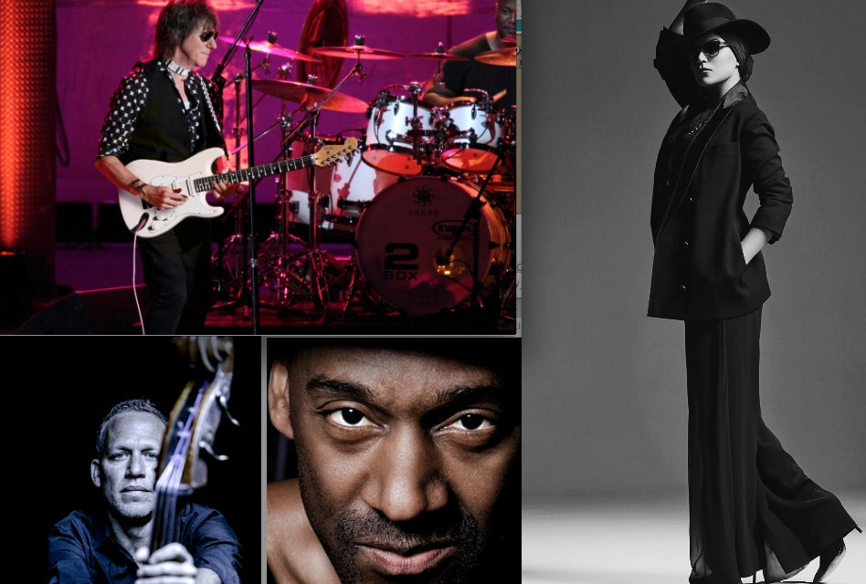 Jazz à Vienne 2018: Jeff Beck, Marcus Miller, Avishai Cohen, Melody Gardot, and co…