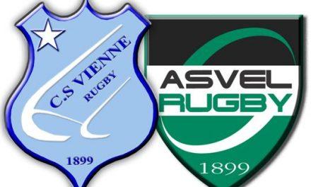 Rugby: les joueurs viennois remportent à la dernière seconde le derby face à Villeurbanne