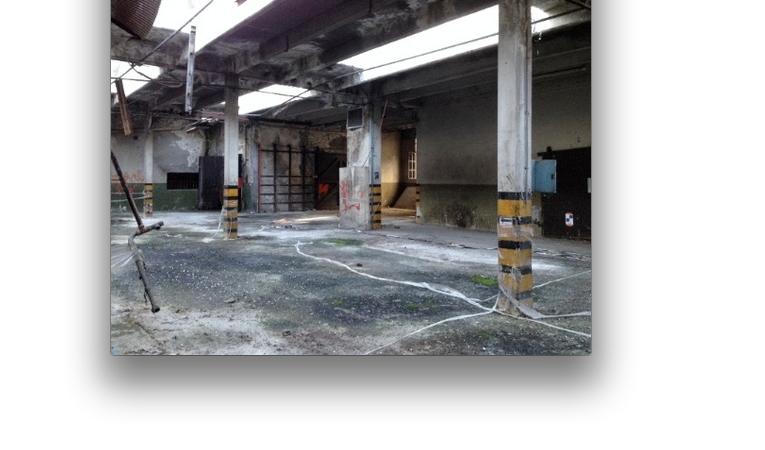A l'emplacement du futur musée de la Draperie: spectaculaire incendie cette nuit à l'usine Proplan à Vienne