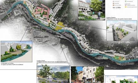 Conseil municipal: 22,7 millions pour faire de la Vallée de Gère un quartier comme un autre…