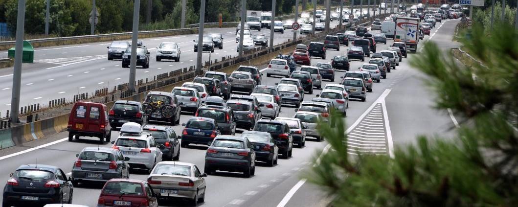 Grève SNCF: 240 km de bouchons recensés ce mardi matin autour de la Métropole lyonnaise