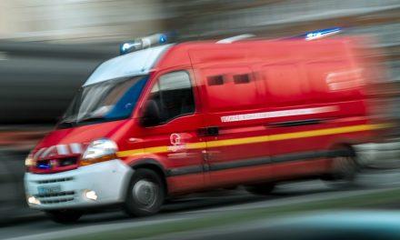 Deux morts dans une terrible collision sur l'autoroute A7 près de Ternay, ce matin