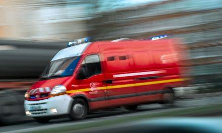 A Champier: un motard décède sur le coup suite à une  collision d'une extrême violence avec une voiture