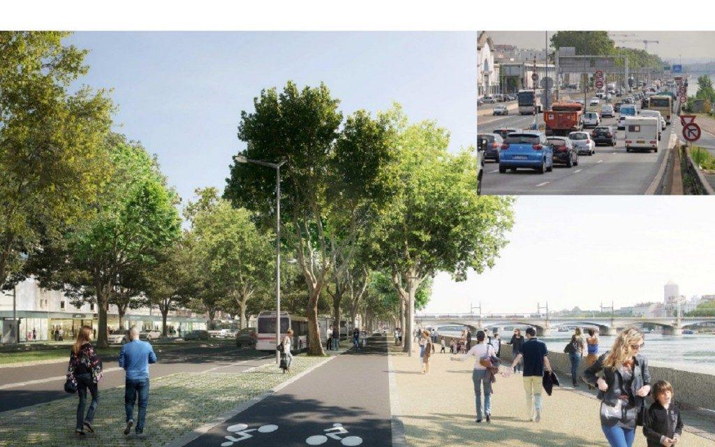 Requalification de l'A6/A7dans la traversée de Lyon: les travaux annoncés pour 2020…