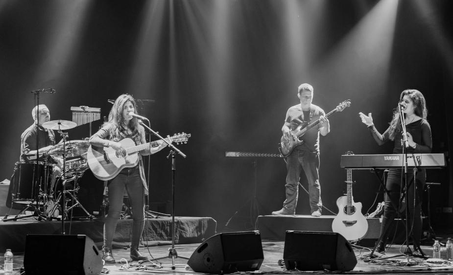 Les groupes locaux Monada, My Velvet Soul et Dew en concert ce soir à la MJC de Vienne