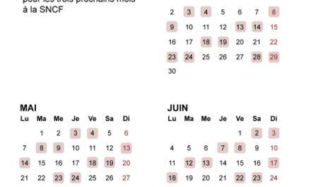 Mardi, la grève à la SNCF s'annonce très suivie