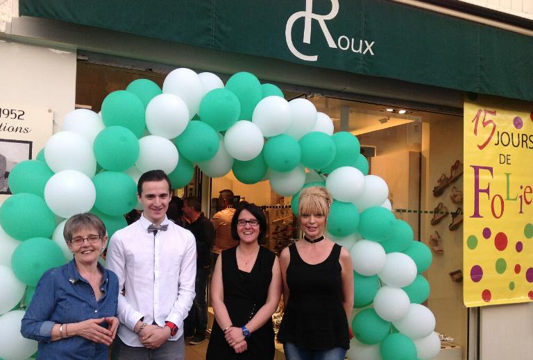 Trois générations se sont succédé: Roux Chaussures à Viennefête ses 65 ans d'existence