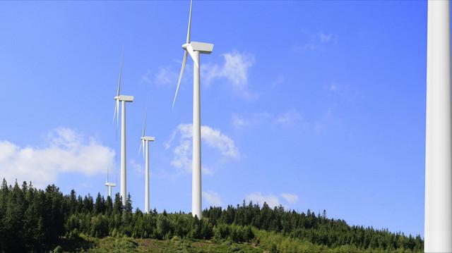 Ce seront les premières: après douze ans de procédures, des éoliennes dans le Pilat