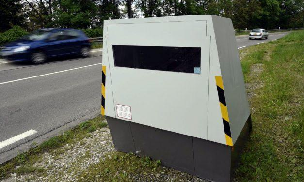 Bientôt dans le Rhône et l'Isère? De nouveaux radars autonomes testés dans la Drôme!