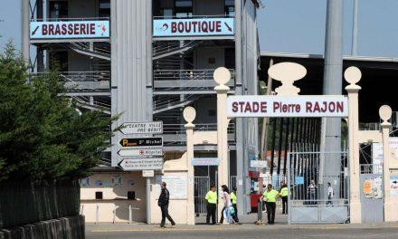 Les travaux ont débuté: le stade Rajon se refait une beauté pour 3 millions d'euros
