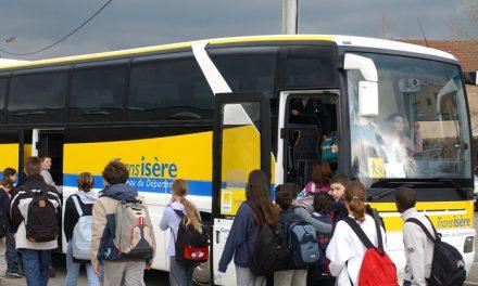 Transport scolaires: gratuits pour la rive droite et possibilité désormais d'inscription en ligne
