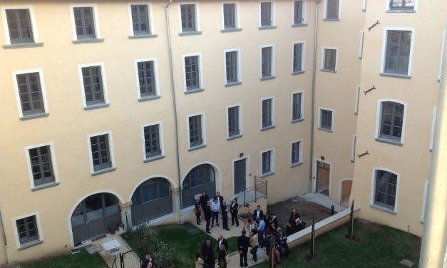 Ouverture lundi d'une micro-crèche à la «Villa Quieta», 47 rue Marchande à Vienne
