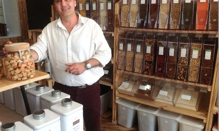 Le premier magasin de produits 100 % vrac (et bio) vient d'ouvrir ses portes à Vienne