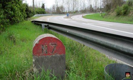 Nouvel accident Montée des Grands Pavés à Reventin-Vaugris: un blessé grave