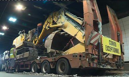 Attention: fermeture du Tunnel sous Fourvière ce week-end dans le sens Nord-Sud