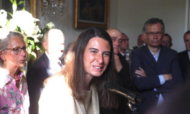 Tout l'arrondissement de Vienne salue la sous-préfète Florence Gouache avant son départ