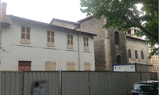 Dans la perspective du futur musée de la Ville de Vienne: des fouilles à Saint-Georges