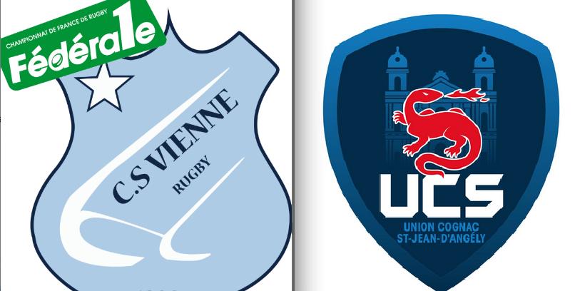 Rugby: à Cognac, Vienne sort l'UCS et réalise l'exploit!