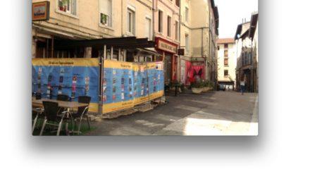Rue Teste-du-Bailler à Vienne: la «verrue» va enfin disparaître…