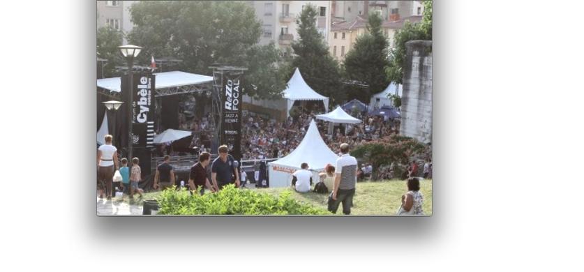 Le Festival met du vin dans son Jazz!