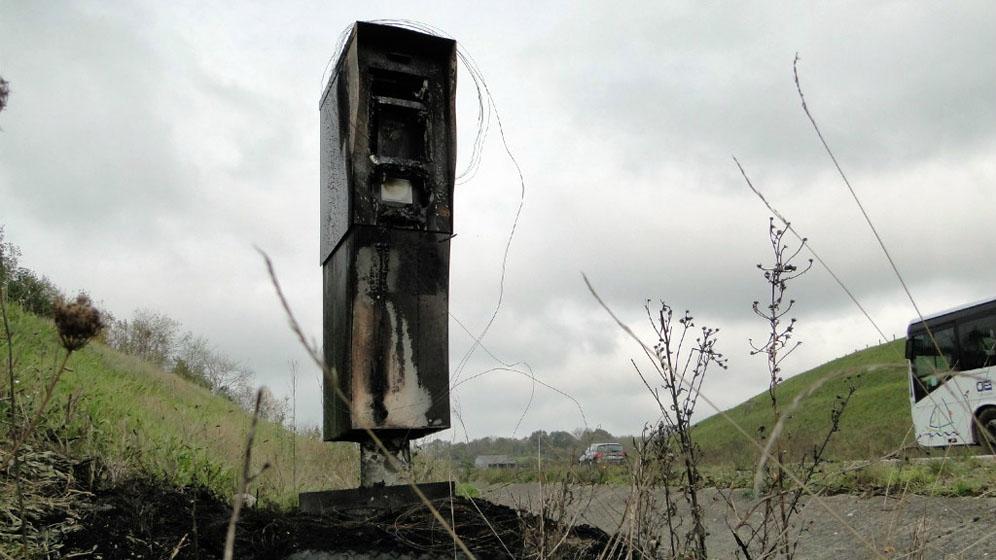 L'incendiaire du radar de Reventin-Vaugris en janvier confondu par son ADN…