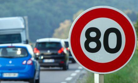 Routes à 80 km/h, d'ici quinze jours: le décret a été signé hier…