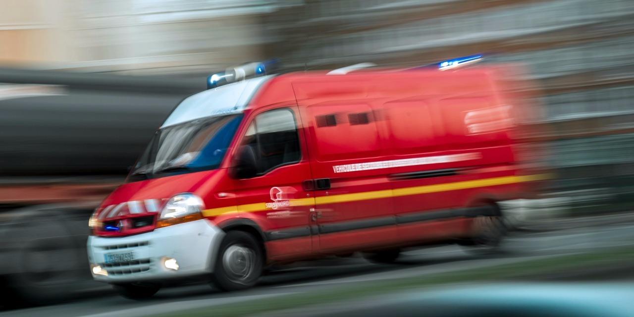 Collision entre deux voitures près de Serpaize: deux jeunes-femmes «en urgence absolue»