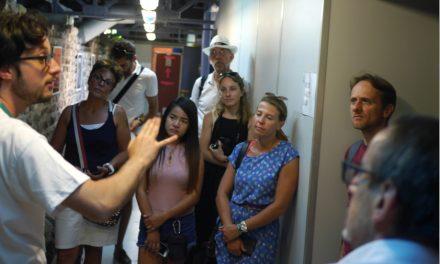 Nouveau: l'Office du Tourisme lance une visite guidée des coulisses du Festival de Jazz