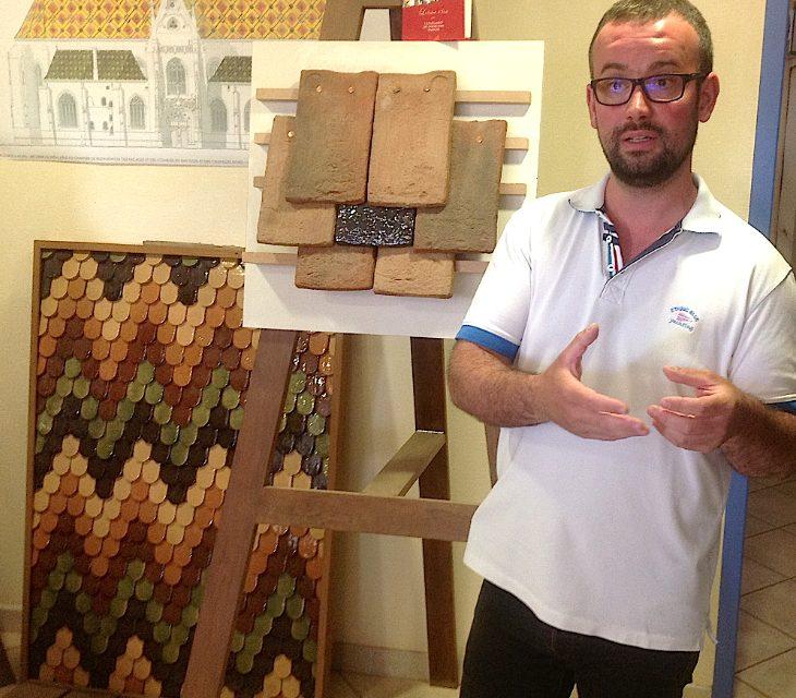 C'est une PME de Loire-sur-Rhône qui a fabriqué les tuiles du Grand Hôtel-Dieu à Lyon