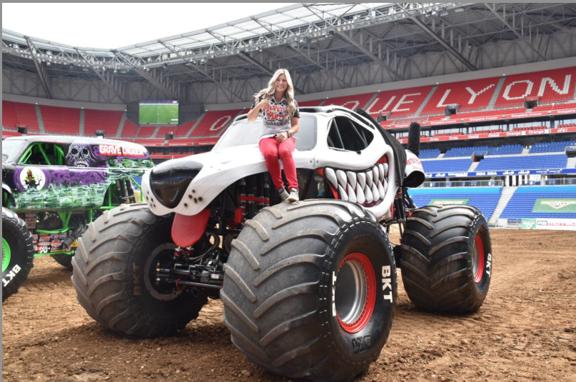 Au Grand Stade de l'OL à Décines demain samedi : les «Monster» sont de retour…