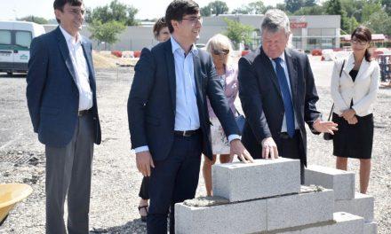 Bus: A Pont-Evêque, lancement d'une plateforme de la mobilité à 4 millions d'euros…