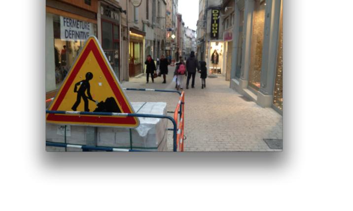 De 420 à 12 830 euros: onze commerçants dédommagés des travaux de la rue Marchande