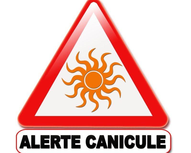 Alerte à la canicule dans le Rhône