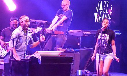 Jazz à Vienne: la nouvelle génération pour un soir aux commandes…